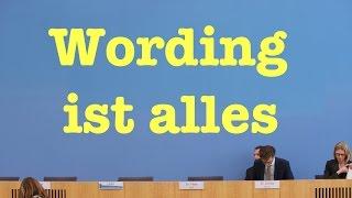 Wording ist alles - Komplette BPK vom 6. November 2015
