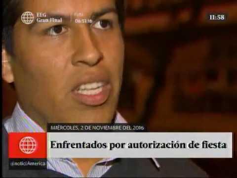 América Noticias: [TITULARES MEDIODIA 02/11/16]