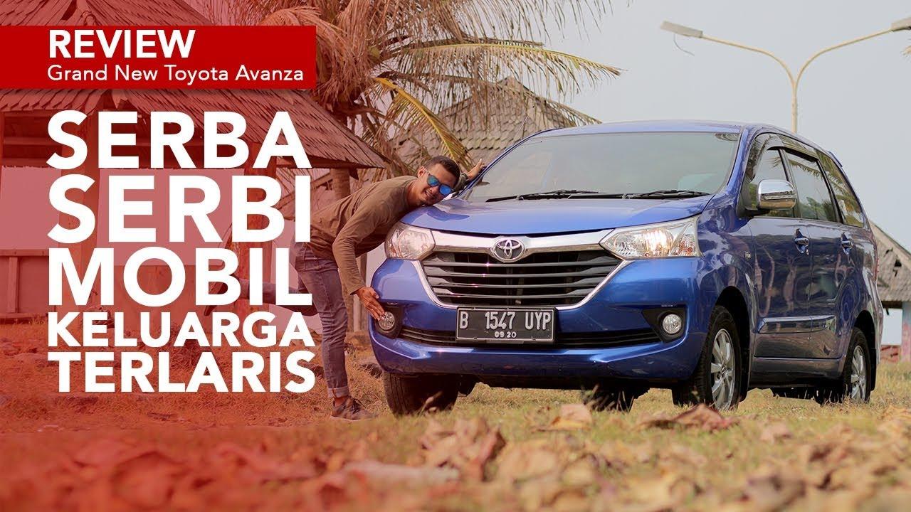Penggerak Roda Grand New Avanza All Kijang Innova Reborn Serba Serbi Toyota Youtube
