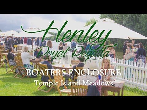 Boaters Enclosure - Henley Royal Regatta Hospitality