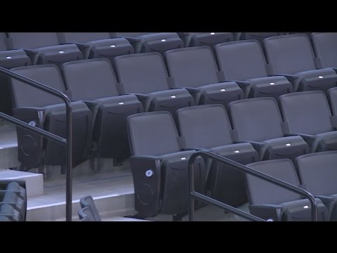 Golden 1 Center: Seats & Cup Holders