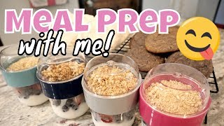 ????HEALTHY Meal Prep  ???? On A Budget ???? | Healthy Recipe Ideas | Collab with Jess and the Boys