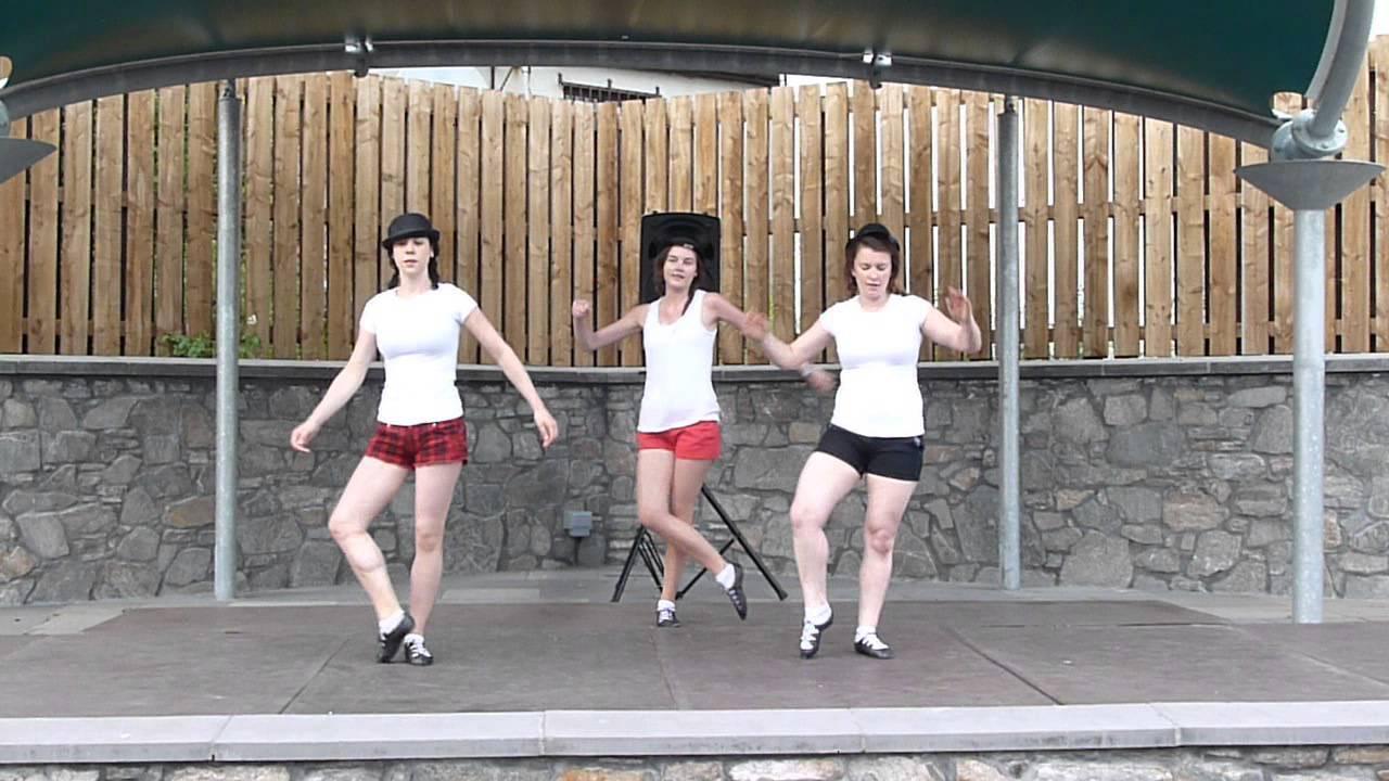 "Ullapool Highland Dancers Performing ""Basement Jaxx"""