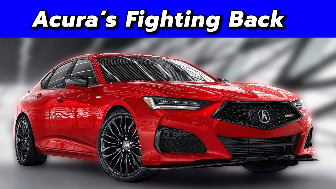 2021 Acura Tl Type S Concept