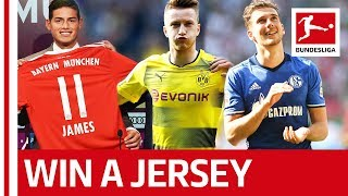 Rate our channel and win a jersey, ► sub now: https://redirect.bundesliga.com/_bwcs, your opinion is important to us, so we'd like hear from you in survey: https://bndsl.ga/eyoaqeb , ...