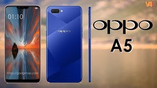 OPPO A5 Release Date, Official Look, Price, Specifications, Features, Camera, First Look, Launch