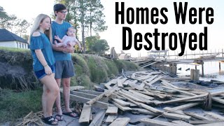 Hurricane Michael: Assessing The Damage... | Teen Mom Vlogs