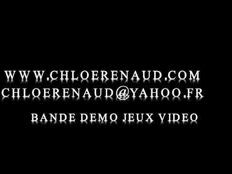 Vidéo Chloé Renaud - Bande Démo - Jeux Vidéo - Documentaire - Voice Over