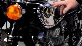 1968 Honda CB450K1 | Kaplan Cycles