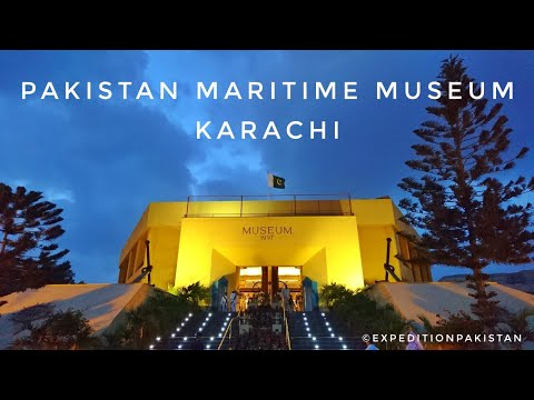 Pakistan Maritime Museum, Karachi - Expedition Pakistan
