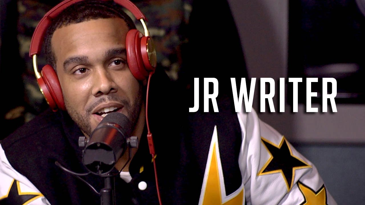 J.R. Writer Speaks About Being Locked Up For 2 Years & Spits His First Freestyle Since Jail!