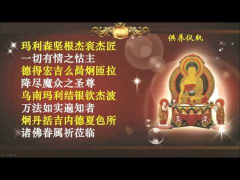 2015法王涅槃法会(第3座)