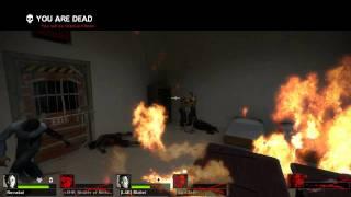 Left 4 Dead 2: Questionable Ethics ʕ •ᴥ•ʔ