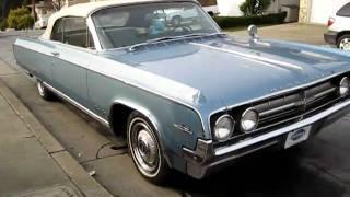 1964 Blue Oldsmobile 98 Convertible Walkaround
