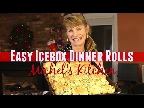 Easy Icebox Dinner Rolls - Show 49