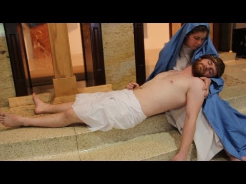 Stations of the Cross Through the Heart of Mary