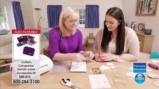 HSN | Crafter's Companion 10th Anniversary 11.06.2017 - 06 AM