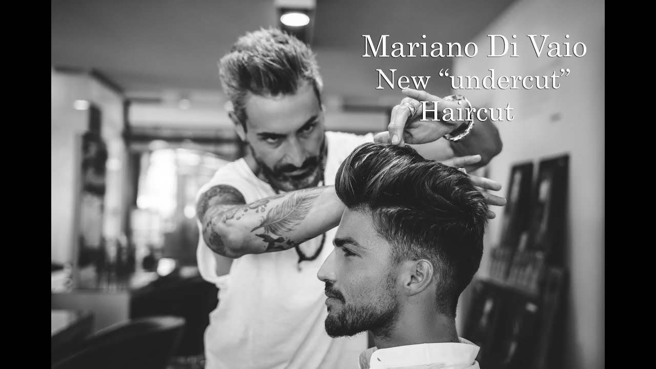 Mariano Di Vaio Los Angeles Haircut 2016 Youtube