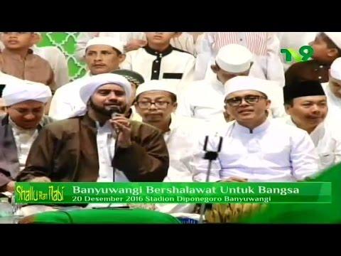 Habib Syech - Banyuwangi Bersholawat untuk Bangsa