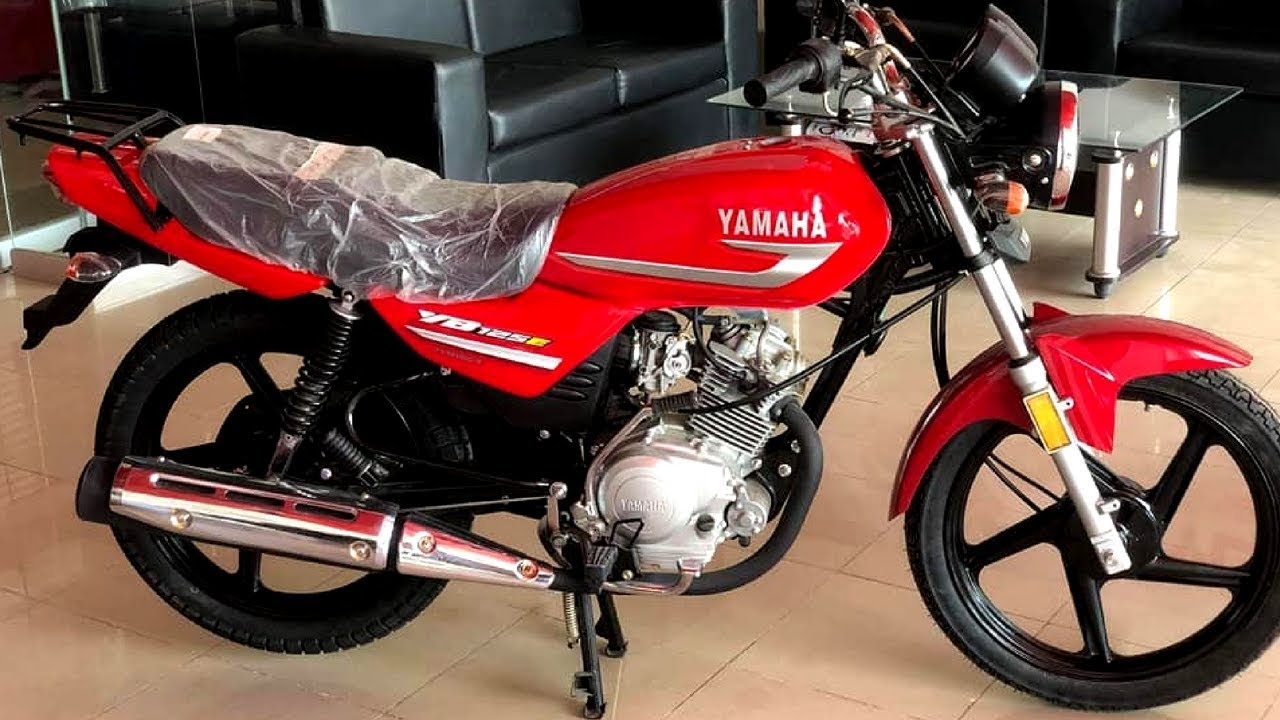 Yamaha Yb125z 2019 Pk Bikes