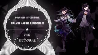 Nightcore How Deep Is Your Love.mp3