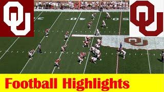 2021 Oklahoma Football Spring Game Highlights