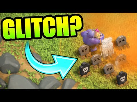 NEW SECRET TACTIC IN CLASH OF CLANS! - Is This A Glitch!?