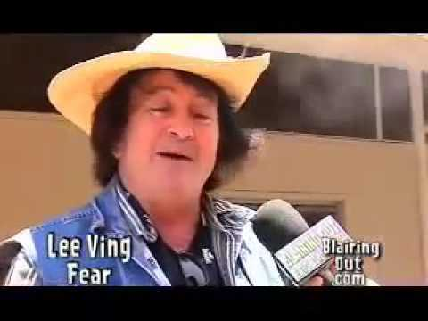FEAR's LEE VING talks to Eric Blair about Michael Jackson etc