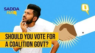 Election 2019: Are Coalition Governments Good or Bad for India?| The Quint.