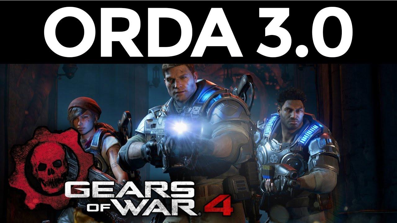 gear of wars 4 recensione,marcus fenix,orda 3.0,ramin diawadi,versus, Gears of War 4 Mini-Review