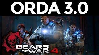 GEARS OF WAR 4 Gameplay ITA ORDA 3.0 ~ Tutti per uno...!