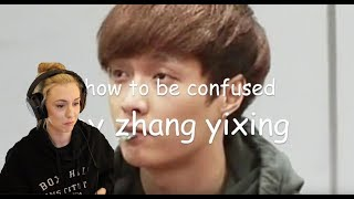 how to be confused by zhang yixing [Reaction]