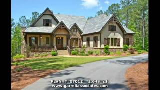 Big Mountain Lodge House Plan By Garrell Associates, Inc. Michael W. Garrell  Ga 56