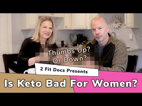 May be the Keto Diet a poor Option for Women
