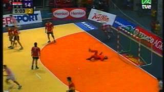 España - Croacia  [Final Mundial de Balonmano 2005]