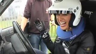 Kate Silverton off-roading in a 4x4 | Top Gear