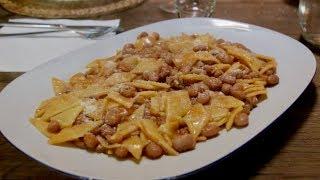 Discover a pasta using polenta called cresc'tajat ! | Pasta Grannies thumbnail