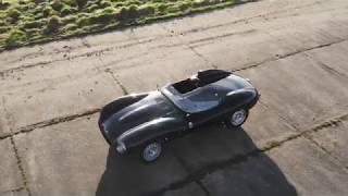 1977 Jaguar D-Type Evocation