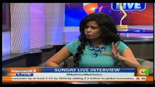 Sunday Live Interview with Priscilla Nyokabi