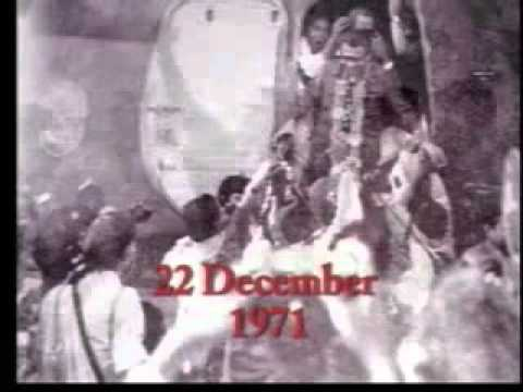Tajuddin Ahmad   Hero of Bangladesh Liberation.flv