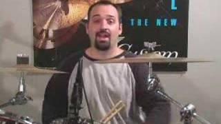 Fran Merante - Linear Funk Drumming Lesson
