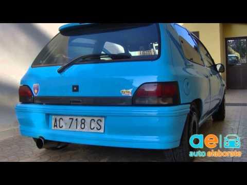 Renault Clio 1.8 16v Preparata. Tuning