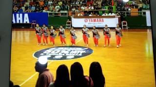 walikota cup semarang 2015 tim dance sma sedes sapientiae