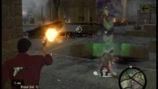 The Godfather 2 - Il Padrino 2 PC Gameplay Intro Part 2