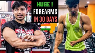 The Best Science Based FOREARM WORKOUT For Mass and Strength