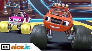 Download Blaze and the Monster Machines | Raceday Rescue | Nick Jr. UK Mp3 and Videos