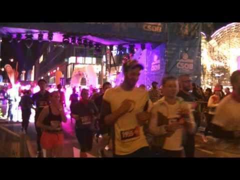 Telekom Night Run 2016 - Start 3 - Eurovea - Bratislava