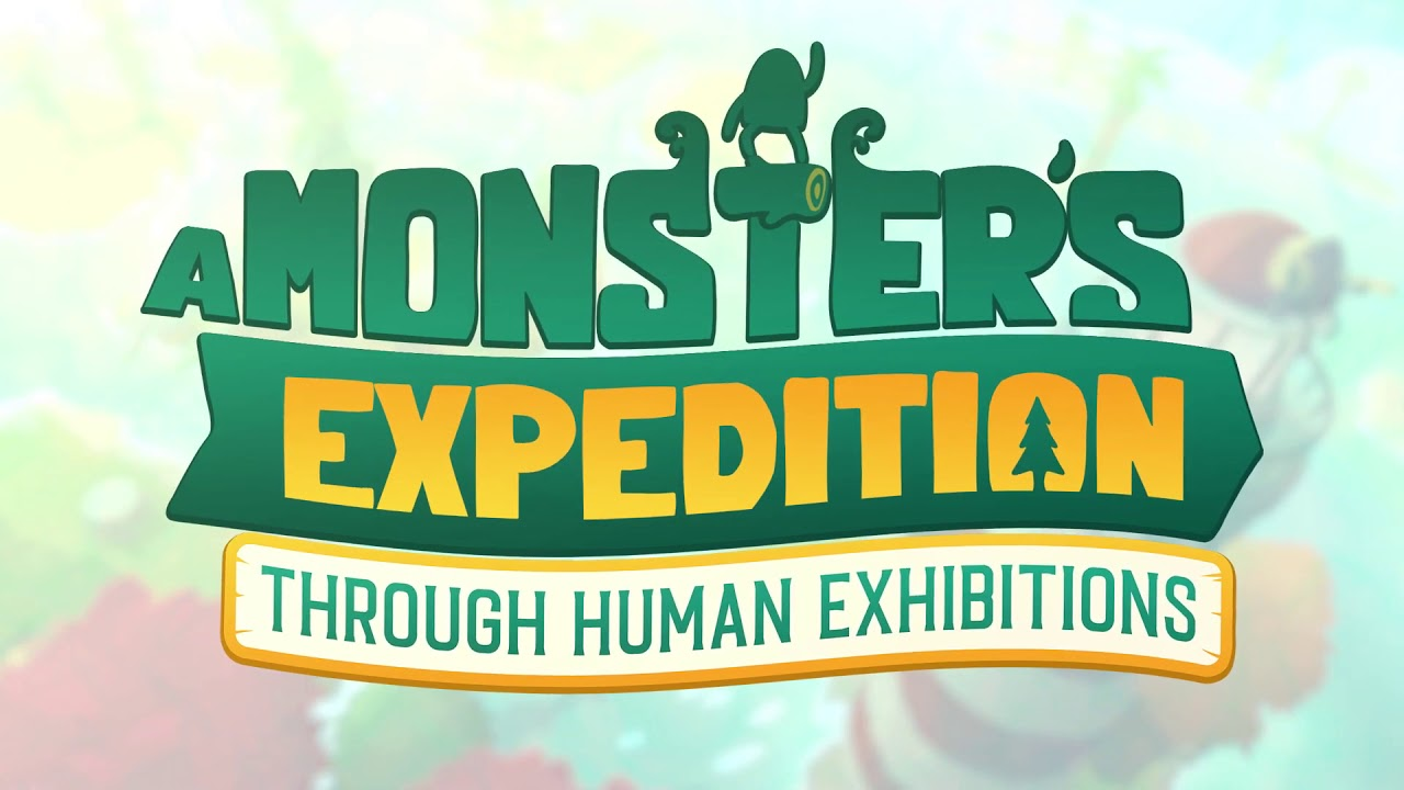 A Monster S Expedition Announcement Trailer Gameplay Youtube