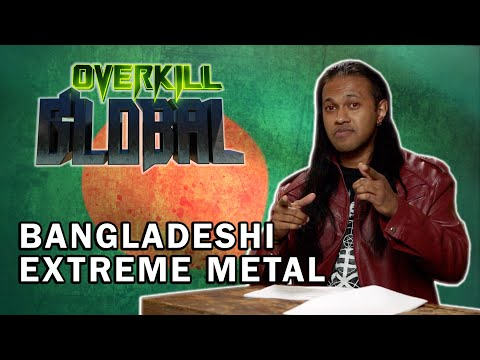 Bangladeshi Extreme Metal | Overkill Global episode thumbnail