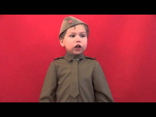 "3-х летний Павел . ""Баллада о маленьком человеке""."